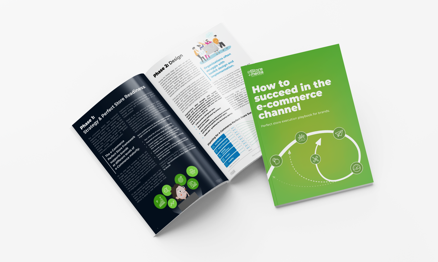 Free eBook How to succeed in the e-commerce channel