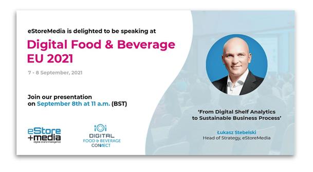 Lukasz Stebelski Digital Food and Beverage 21